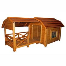 Merry Products The Barn Large Outdoor Dog House