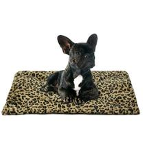 FurHaven ThermaNAP Faux Fur Self-Warming Pet Mat - Leopard
