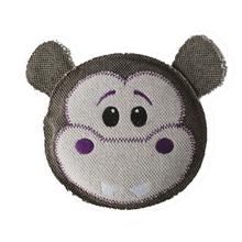 Thread Heads Dog Toy - Hippo
