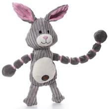 Charming Pet Thunda Tuggas Dog Toy - Bunny
