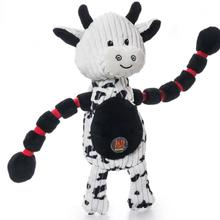 Thunda Tuggas Dog Toy - Cow