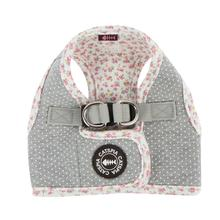 Tia Step-In Cat Harness by Catspia - Melange Gray