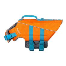 Tidal Dog Life Jacket Vest - Orange and Teal
