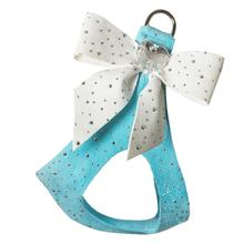 Tiffi's Heart Gift Step-In Dog Harness by Susan Lanci - Tiffi Blue