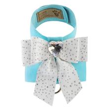 Tiffi's Heart Gift Tinkie Dog Harness by Susan Lanci - Tiffi Blue