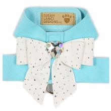 Tiffi's Gift Tinkie Dog Harness by Susan Lanci - Tiffi Blue