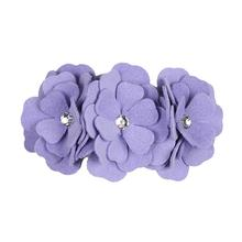 Tinkie's Garden Dog Collar by Susan Lanci - French Lavender