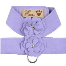 Tinkie's Garden Series Tinkie Dog Harness by Susan Lanci - French Lavender