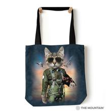 Tom Cat Tote Bag by The Mountain