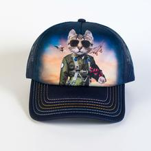 Tom Cat Trucker Hat by The Mountain