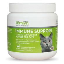 Tomlyn Immune Support Daily L-Lysine Supplement Powder for Cats and Kittens