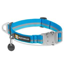 Top Rope Dog Collar by RuffWear - Blue Dusk
