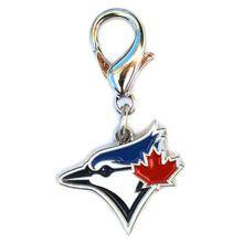 Toronto Blue Jays Logo Dog Collar Charm