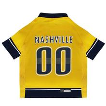 Nashville Predators Alternate Dog Jersey