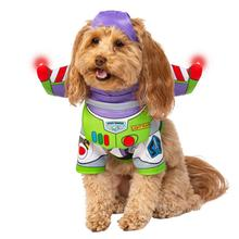 Toy Story Buzz Lightyear Dog Costume by Rubies