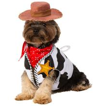 Toy Story Woody Dog Costume Accessories by Rubies