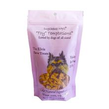 Toy Temptations Dog Treats - Elvis Flavor