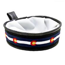 Trail Buddy Portable Dog Bowl by Cycle Dog - Colorado
