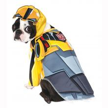 Transformers Deluxe Bumble Bee Halloween Dog Costume