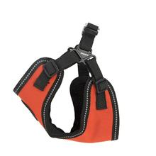 Trek Adjustable Step-In Dog Harness by Puppia Life - Orange