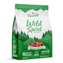 Triumph Pet Wild Spirit Dry Dog Food - Deboned Lamb & Brown Rice Recipe