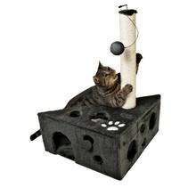 Trixie Murcia Wedge Scratching Post Cat Condo