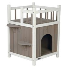 Trixie Natura Pet Home With Balcony