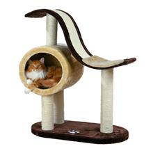 Trixie Nerja Cat Tree - Beige/Brown