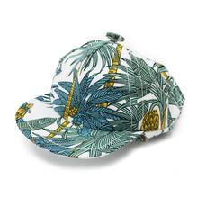 Tropical Leaf Dog Hat by Dogo