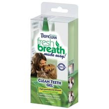 Tropiclean Fresh Breath Clean Pet Teeth Gel