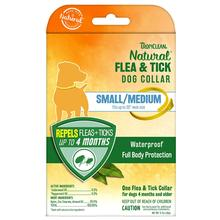 TropiClean Natural Flea & Tick Dog Collar