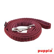 Troy Dog Leash by Puppia - Wine