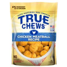 True Chews Chicken Meatball Recipe Dog Treat