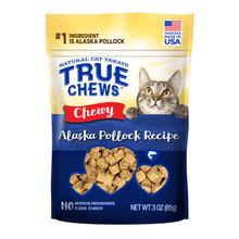 True Chews Chewy Alaska Pollock Recipe Cat Treats