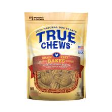 True Chews Grain Free Bakes Dog Treat - Chicken, Peanut Butter & Apple