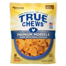 True Chews Premium Morsels Dog Treats - Real Chicken