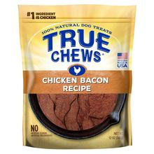 True Chews Premium Recipe Dog Treat - Chicken Bacon