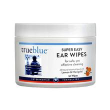 TrueBlue Super Easy Dog Ear Wipes