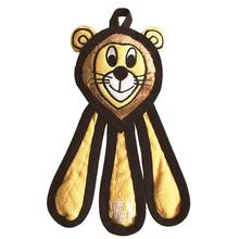 Tuff Enuff Dangles Dog Toy by Multipet - Lion