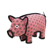 Tuffy Barnyard Series Dog Toy - Pig