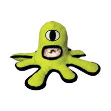 Tuffy Dog Toys - Green Alien