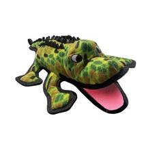Tuffy Ocean Creatures Dog Toy - Alligator