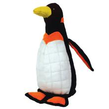 Tuffy Zoo Series Dog Toy - Peabody the Penguin