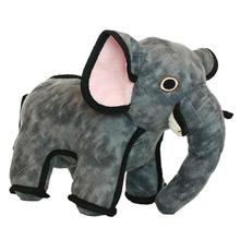 Tuffy Zoo Series Dog Toy - Emery the Elephant