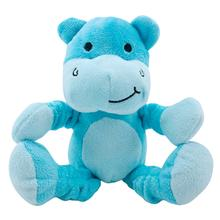 foufou Dog Tuggy Dog Toy - Hippo