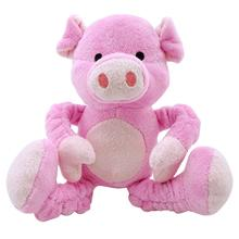 foufou Dog Tuggy Dog Toy - Pig