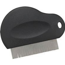 Master Grooming Tools Flea Comb for Dogs and Cats - Black