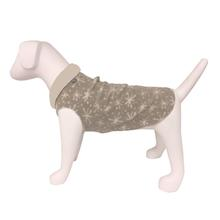 Ultra Paws Doga Tog Single Fleece Dog Pullover - Starry Tan
