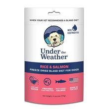 Under the Weather Freeze-Dried Bland Diet for Dogs - Rice and Salmon