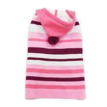 Uneven Stripes Sweater by Dogo - Pink